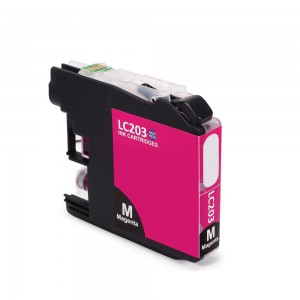 Brother LC203XL Ink Cartridge Magenta New Compatible