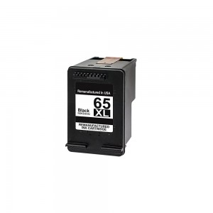 HP 65XL (N9K04AN) Remanufactured Black Ink Cartridge (High Yield)