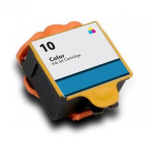 Kodak 10 Ink Cartridge Color (1810829) New Compatible