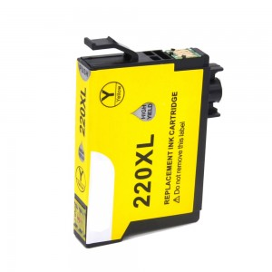 EPSON T220XL4 Ink Cartridge Yellow New Compatible (Canada Only)