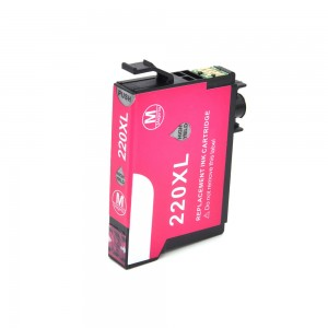 EPSON T220XL3 Ink Cartridge Magenta New Compatible (Canada Only)