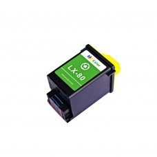 Lexmark 80 Ink Cartridge Color (12A1980) New compatible