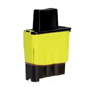 Brother LC41 Ink Cartridge Yellow New compatible