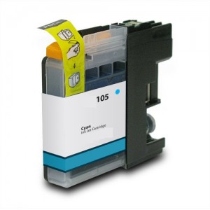 Cyan Brother LC105XL Ink Cartridge New Compatible