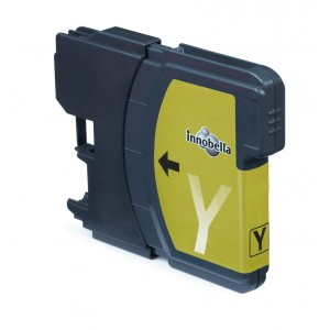 Brother LC39 Ink Cartridge Yellow New Compatible