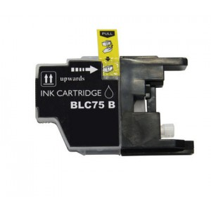 Brother LC75XLBK Ink Cartridge Black New compatible