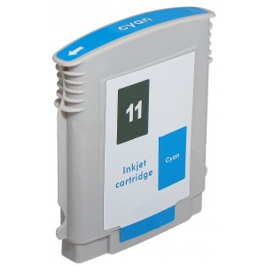 Hp 11 (C4836A) Ink Cartridge Cyan New Compatible