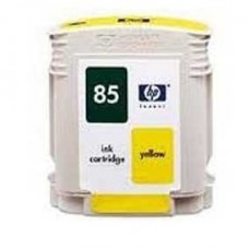 Hp 85(C9427A) Ink Cartridge Yellow New Compatible