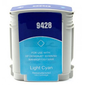 Hp 85(C9428A) Ink Cartridge Light Cyan New Compatible