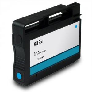 HP 933XL (CN054AN) Ink Cartridge Cyan New Compatible