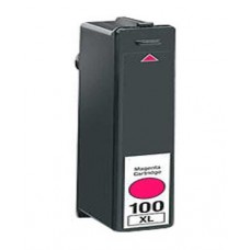 Lexmark 100XL Ink Cartridge Magenta (14N1070) New compatible