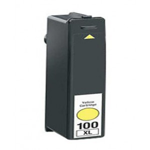 Lexmark 100XL Ink Cartridge Yellow (14N1071) New compatible