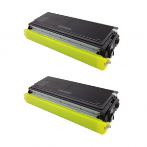 2 Pack Brother TN460/TN560/TN570 Toner Cartridge Black New Compatible