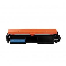 HP 17A CF217A Black Toner Cartridge Remanufactured