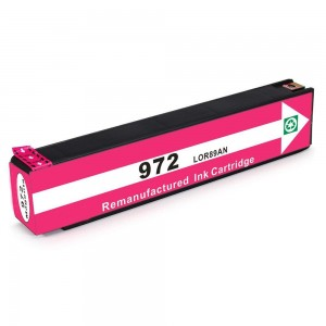 HP 972X High Yield Magenta PageWide Ink Cartridge New Compatible