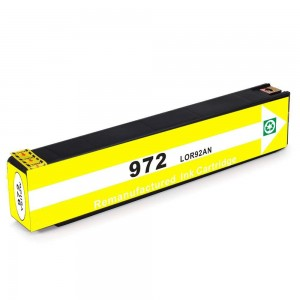 HP 972X High Yield Yellow PageWide Ink Cartridge New Compatible