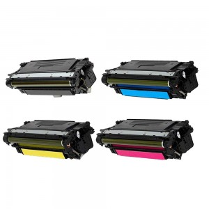 4 Pack BK/C/Y/M Combo  HP 654X / CF330X CF331A CF332A CF333A New Compatible Black/Cyan/Magenta/Yellow Laser Toner Cartridge (High Yield)