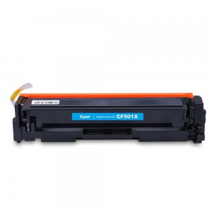 HP 202X CF501X Cyan Toner Cartridge New Compatible