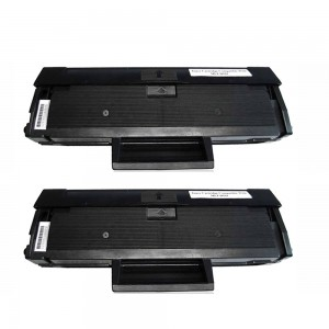 2 Pack Samsung MLTD101S Toner Cartridge Black New Compatible