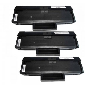 3 Pack Samsung MLTD101S Toner Cartridge Black New Compatible