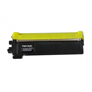 Brother TN210 Toner Cartridge Black New Compatible