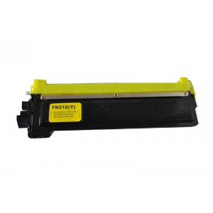 Brother TN210 Toner Cartridge Yellow New Compatible