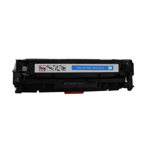 Hp CC531A /Canon CRG118 Hp CF381A / HP 312A / HP 305A / CE411A  (2661B001AA) Toner Cartridge Cyan New Compatible