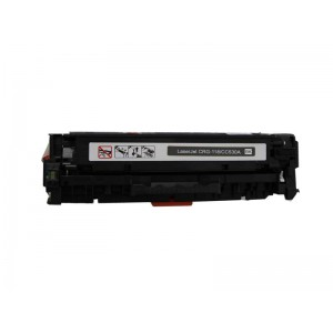 Hp CC530A /Canon CRG118 / Hp CF380X / HP 312X/ HP 305A / CE410X (2662B001AA) Toner Cartridge Black New Compatible