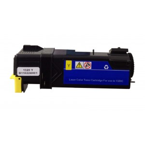 Dell 310-9062 (KU054) New Compatible Toner Cartridge Yellow (Dell 1320)
