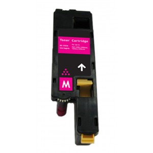 Dell 1660 V3W4C Magenta Toner Cartridge (4J0X7) New Compatible