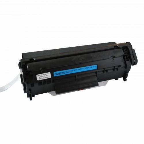 New OEM in Bad Box Genuine HP Q2612A Black Toner for LaserJet 1012 2,000 Yield