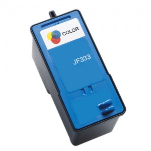 Dell JF333 Ink Cartridge Color Remanufactured (Series 6)