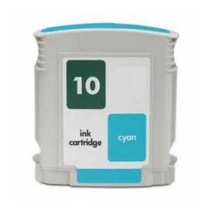 Hp 10 (C4841A)Ink Cartridge Cyan Remanufactured