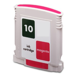 Hp 10 (C4843A) Ink Cartridge Magenta Remanufactured