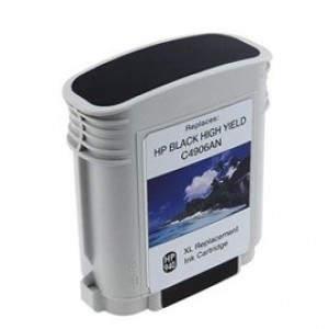 HP 940XL  (C4906AN)Ink Cartridge Black Remanufactured