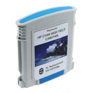 HP 940XL (C4906AN)Ink Cartridge Cyan Remanufactured