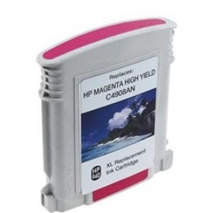 HP 940XL (C4906AN) Ink Cartridge Magenta Remanufactured