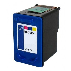 Hp 57  (C6657A) Ink Cartridge Tricolor Remanufactured