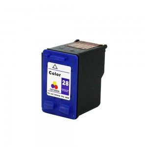 Hp 28 (C8728AN ) Ink Cartridge Tricolor Remanufactured