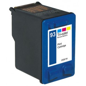 Hp 93 (C9361WC) Ink Cartridge Tricolor Remanufactured