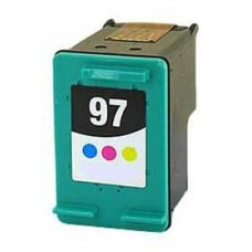 Hp 97 (C9363W) Ink Cartridge Tricolor Remanufactured