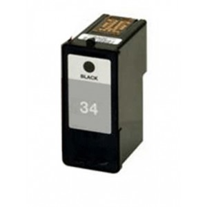 Lexmark 34XL Remanufactured Black High Yield Ink Cartridge (18C0034A)