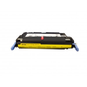 Hp Q6472ACanon CRG117 (2576B001AA )Toner Cartridge Yellow Remanufactured