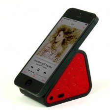 LongTong M1 Black-red wireless bluetooth speaker